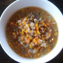 Kinpira Soup