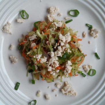Super Simple Tofu Ricotta